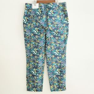 Loft Riviera Cropped Pants